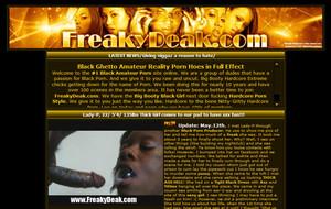 Visit Freaky Deak