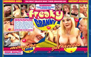 Visit Freaky Granny