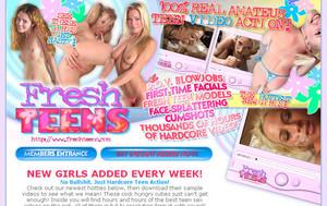 Visit Fresh Teens
