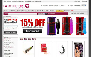 Visit Gamelink Adult Toys and Apparel