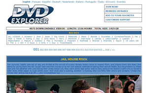 Visit Gang Bang DVD Explorer