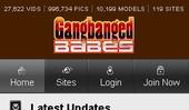 Visit Gangbanged Babes Mobile