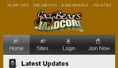 Visit Gay Bears Hardcore Mobile