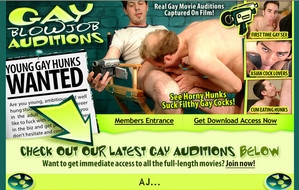Visit Gay Blowjob Auditions