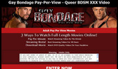 Visit Gay Bondage Pay Per View