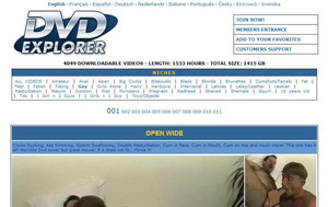 Visit Gay DVD Explorer