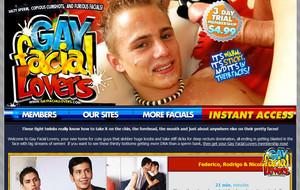 Visit Gay Facial Lovers