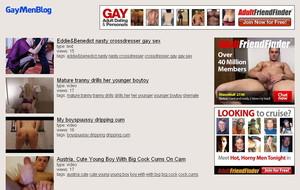 Visit Gay Man Blog
