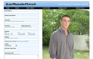 Visit Gay Muscle Match