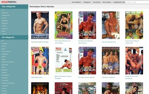 Visit Gay Pornstars Movies Rental