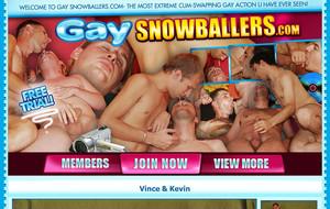 Visit Gay Snowballers