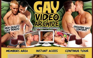 Visit Gay Video Archive