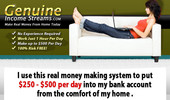 Visit Genuine Income Streams
