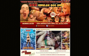 Visit German Goo Girls