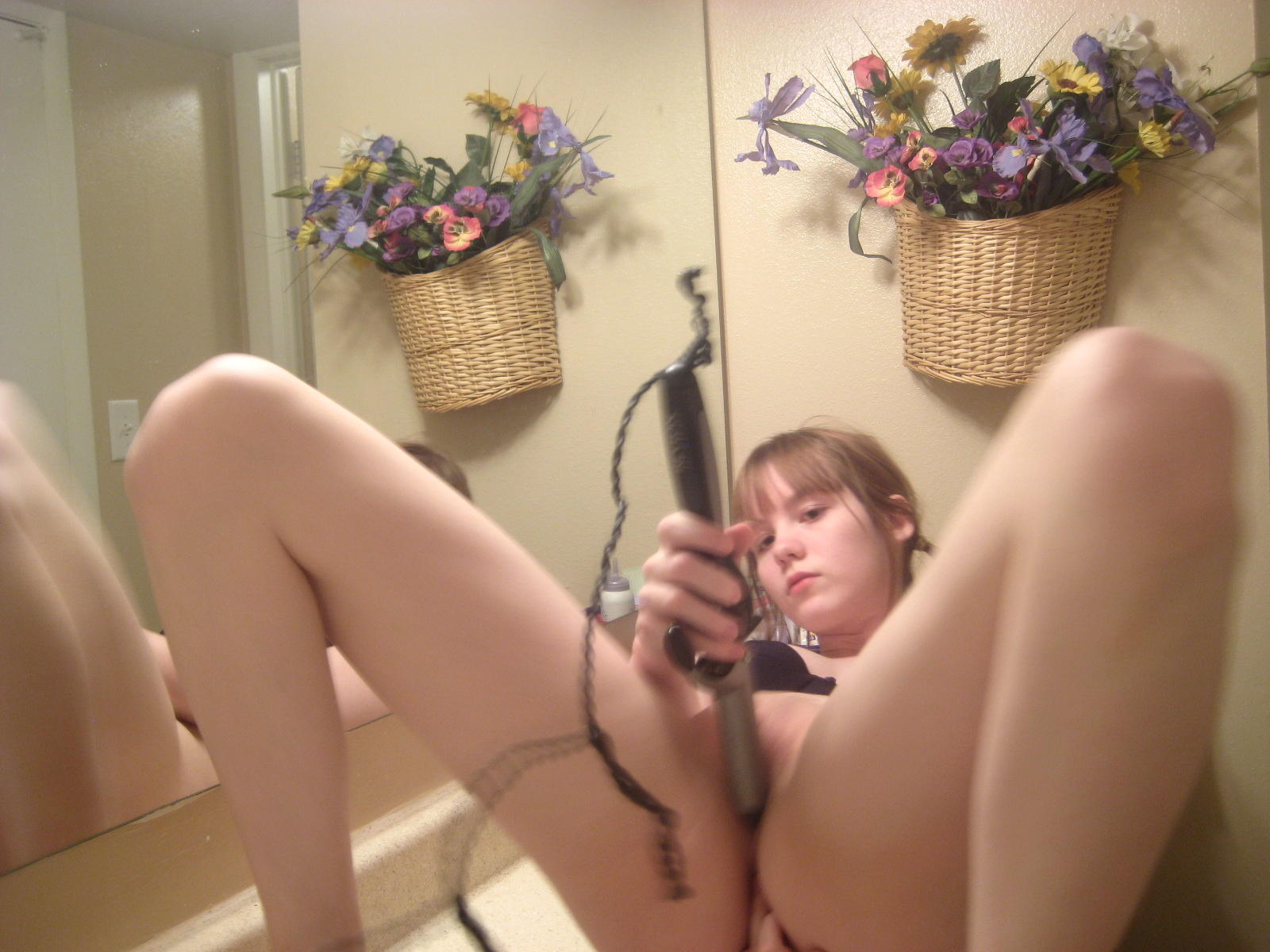 VERY girlfriends orgasm video dat ass