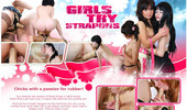 Visit Girls Try Strapons