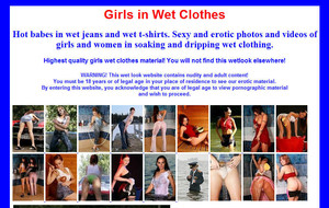 Visit Girls Wet Clothes