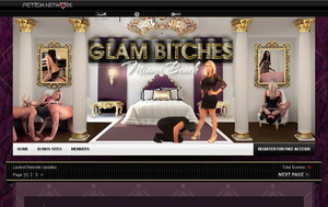 Visit Glam Bitches