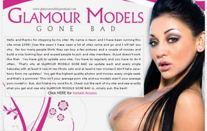 Visit Glamour Models Gone Bad