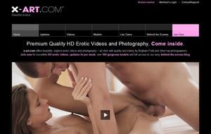 Visit X-art.com