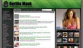 Visit Gorilla Mask