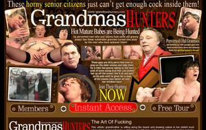 Visit Grandmas Hunters