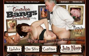 Visit Grandpa Bangs Grandma