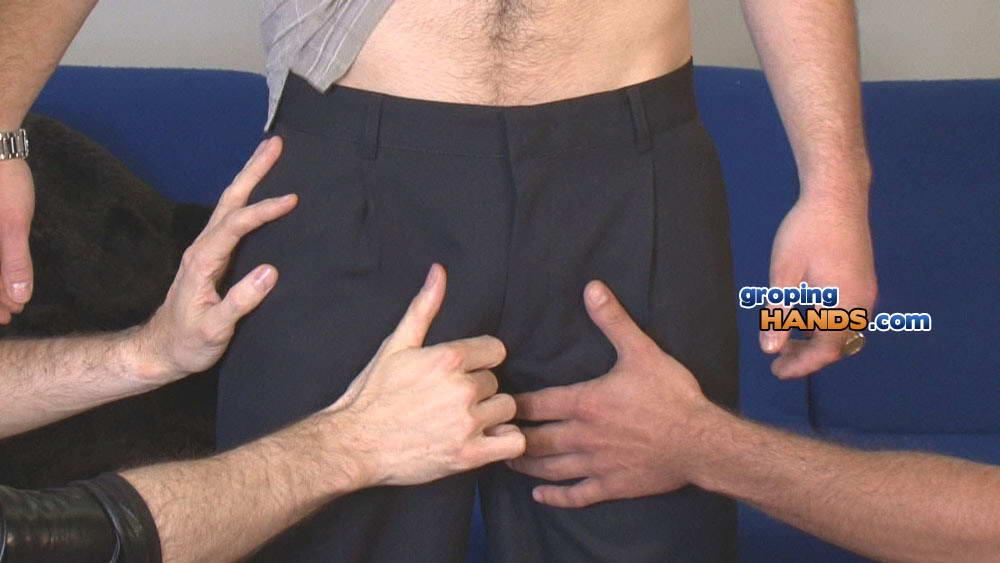 Groping Hands / Darren