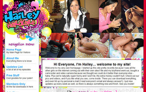 Visit Hailey Hardcore
