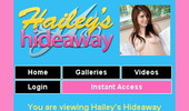 Visit Hailey`s Hideaway Mobile