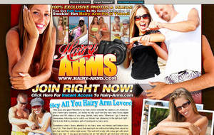 Visit Hairy Arms