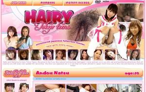 Visit Hairy Tokyo Teens