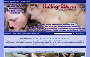 Visit Halley Storm