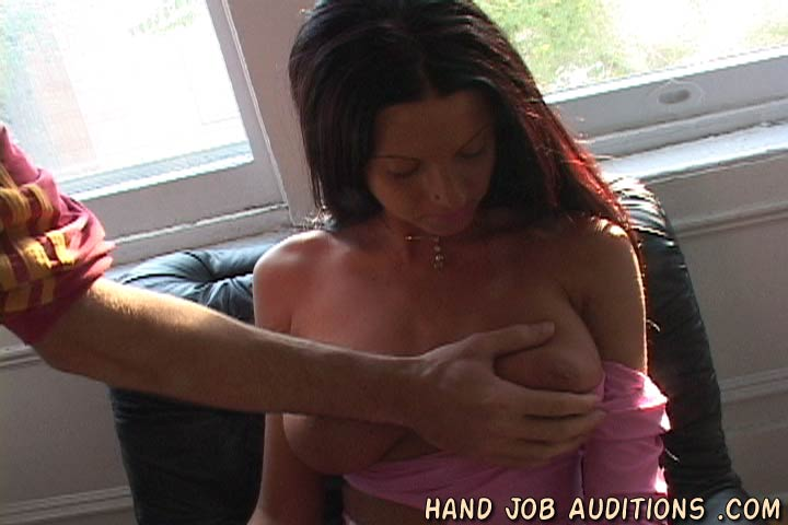 HandJob Auditions / Sheryl
