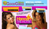 Visit Hannah The Hottie