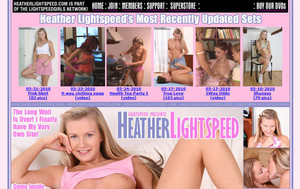 Visit Heather Lightspeed