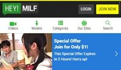 Visit Hey MILF Mobile