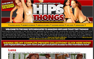 Visit Hips and Thongs