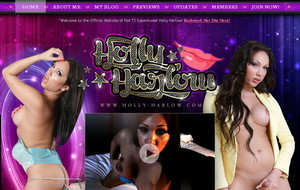 Visit Holly Harlow
