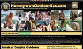 Visit Homegrown Outdoor Sex
