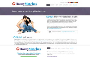 Visit Horny Matches