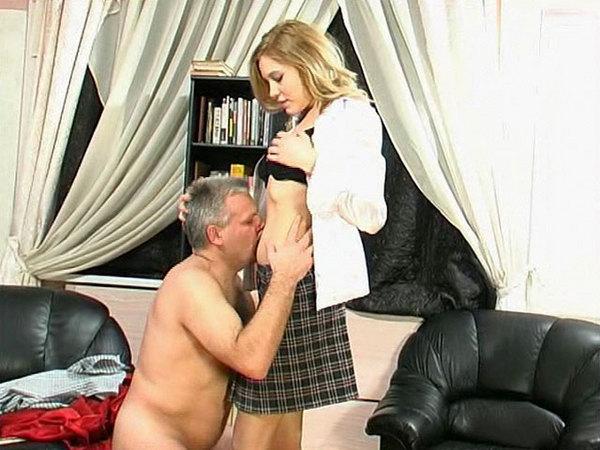 Hardcore sex horny old men
