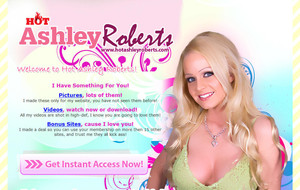 Visit Hot Ashley Roberts