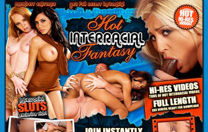 Visit Hot Interracial Fantasy