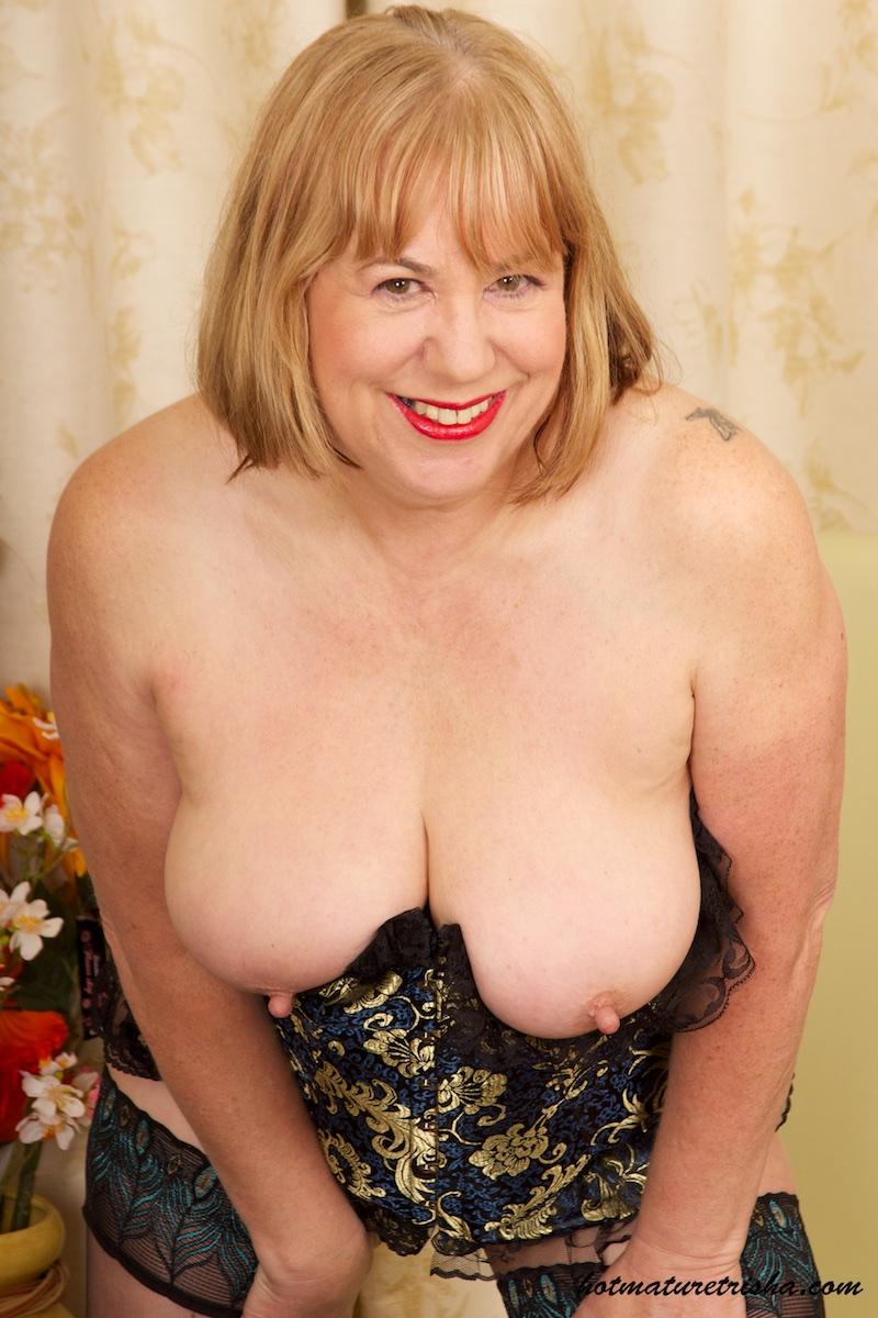 Nude mature british women-7118