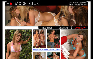 Visit Hot Model Club