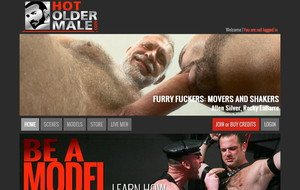 Visit Hot Older Male