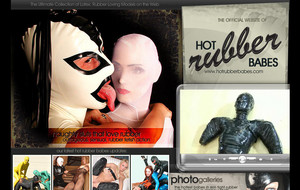 Visit Hot Rubber Babes