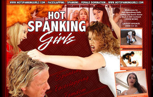 Visit Hot Spanking Girls
