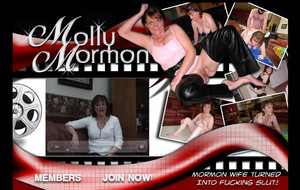 Visit Hot Wife Molly Mormon